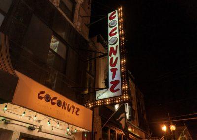 Coconutz Street Front